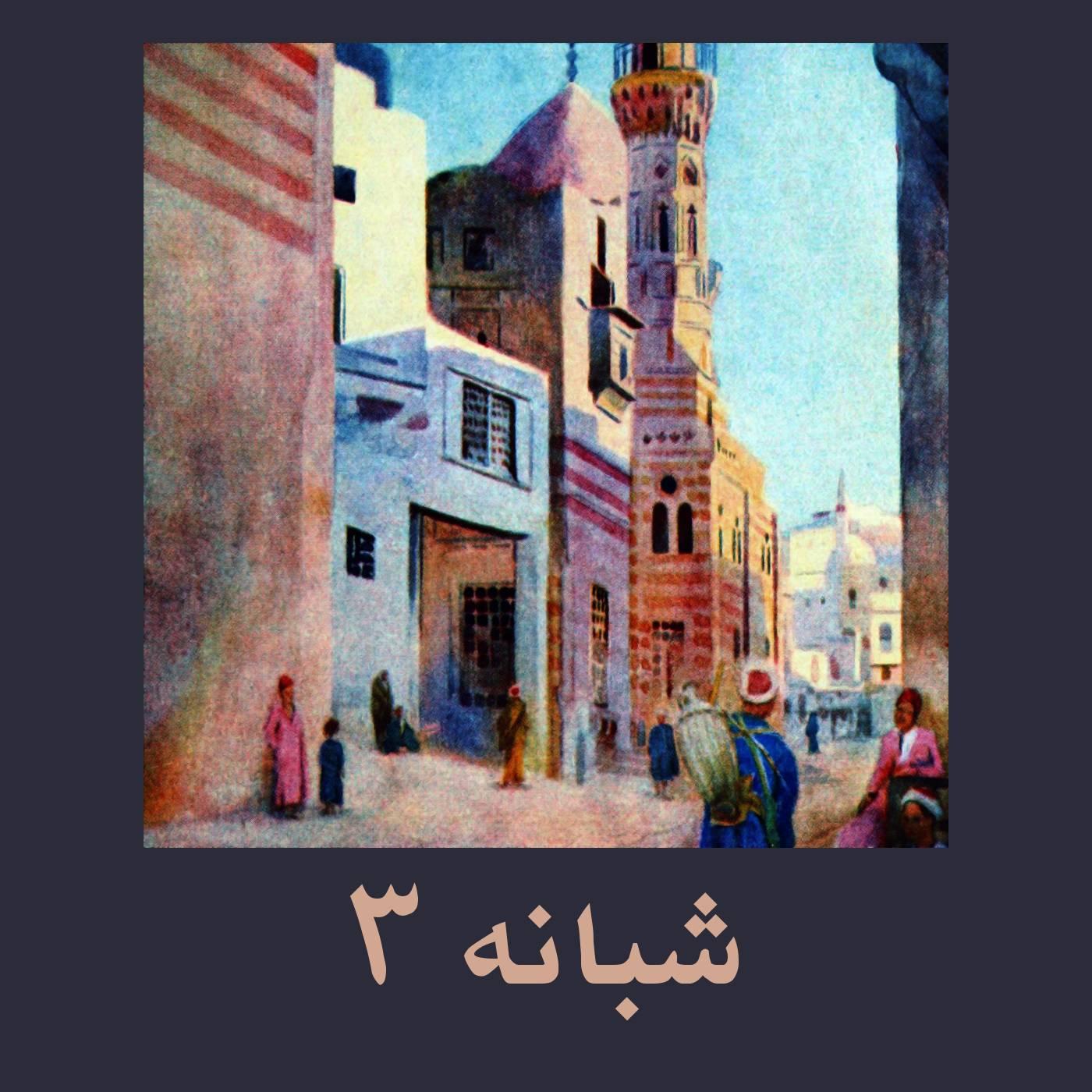 شبانه ۳ - زبان